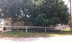 A very nice 4 bedroom, 2.5 bath on a spacious floor plan, 3 acres and a large shop. For more details visit WWW.texwr.com