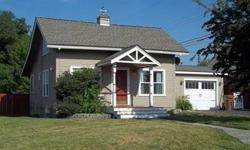CHARMING & COMPLETELY REMODELED 1926 2 STORY! POTTERY BARN STYLE & COLORS. UPPER LEVEL IS ALL MASTER SUITE! BRIGHT FLOOR PLAN, FRESH PAINT, VINYL WINDOWS, WOOD RAIL W-BANNISTER, BEAUTIFUL KITCHEN W-EAT SPACE, FINISHED FAMILY ROOM IN BASMENT, ATTACHED