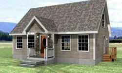 Conveniently located and affordable new construction in Sebago Ridge Estates. Use this design, or bring your own. Builder also has many other options available.Anne MacLean is showing this 1 bedrooms / 1 bathroom property in Sebago. Call (207) 879-9800 to