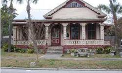 Classy victorian home suitable for a rebirth as almost anything you could desire. Previously used as a restaurant, resale store, and office. Would make a great attorneys office. Located close to the downtown business core. Listing agent and office