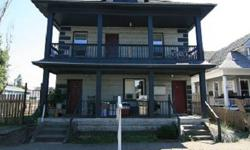 Great four-plex property. $1845 /month total rents. Great owner occupied property or as investment. Fully rented, rents fast low turnover. Separately metered. Great buy. Don't miss this great property.THE SPOKANE HOME GUY GROUP is showing this 1 bedrooms