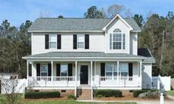 SIMPLY DELIGHTFUL! Southern Front Porch welcomes you into this freshly painted, 3BDR/2.5 BA home w/1725sf. Everything you are looking for includes Formal Dining Room or Office; large Family Room w/Fireplace; spacious Kitchen has HUGE Pantry; big Utility