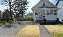 Great location close to SUNY on a double lot. This spacious well maintained bungalow style home features 3 bedrooms and 2 full baths, lots of hardwood floors under w/w carpet, wood stove, updated electrical system, newer vinyl siding and windows, newer