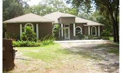 absolutely magnificent 4 bdr 3 bath 2car garage home sitting on 3.38 tree'd fenced property featuring 2 barns and utility trailer. owners built home with the exception of the cement and block work. owners have provided selling realtor with 5 pages of all