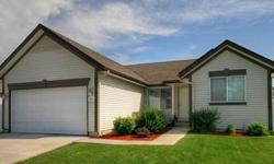This move in ready 3 bedroom, 2 bathroom home is waiting for you! Enjoy a next to new house at a steal of a deal! Master suite with large double closet, double sinks and a garden tub provide a relaxing end to every day! Central a/c unit keeps you cool