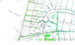 Waterfront lot! Great Large Estate Sized Lots- Equestrians Welcome. Low Taxes, Bring your own builder. No time limit to build. Quiet County Setting. Lake Access. 1700 min sqft for one story and 2000 min sqft for two story. 3 Lots totaling 3.18 acres, see