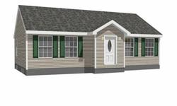 Conveniently located and affordable new construction in Sebago Ridge Estates. Use this design, or bring your own. Builder also has many other options available.Anne MacLean is showing Lot 7 Mariner Ln in Sebago which has 2 bedrooms / 1 bathroom and is