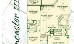 Available for move in june 2012. Enjoy the benefits of our affordable open floor plan that includes 3 beds, two bathrooms. Henry Company Homes 1.800.42.Henry has this 3 bedrooms / 2 bathroom property available at 766 Forgotten Creek Lane in PENSACOLA, FL