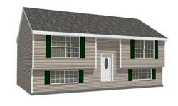 Conveniently located and affordable new construction in Sebago Ridge Estates. Use this design, or bring your own. Builder also has many other options available.Anne MacLean is showing this 2 bedrooms / 1 bathroom property in Sebago. Call (207) 879-9800 to