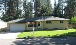 Great 4 bedroom / 2 bath CV Rancher with attached 2 car garage. This well built home boasts 3 main floor bedrooms, vinyl windows, newer hot water tank, interior paint, hardwood floors, GFA, newer roof & electrical. The basement is finished with a large