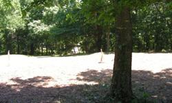 FSBO Nearly one acre of lake community land. Recently surveyed and abstract updated. Build Ready Site. This community has a private park and picnic area with a boat ramp for residents only. My understanding is that the lake management no longer lets