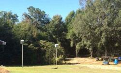 Excellent lot ready for a new home, lot has a septic tank and water. Very convenient for fishing in Bates Creek, Bates Lake and Tombigbee river.