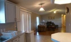Renovated 3 BR, 2 BA mobile home located in Orchard Way Mobile Home Park, Auburn AL. Covered deck. Tiger transit available.
