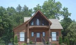 Great cabin for weekend get-away, home or rental property. Located in Riverstone Estates with wonderful view of the Tennessee River. 3 bedrooms, 2 baths, furnished. Close to marina. HOA restrictions. Listing originally posted at http