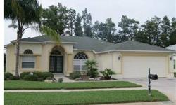 Short Sale. Very well maintained 3/2 with neutral paint and flooring. Open floor plan with great room leading to lanai. Features a screened in lanai and pool with custom patio for outdoor grilling or sunbathing. Garage is immaculate with painted floor. Ki