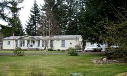 This home sits nestled in the woods inside a country Cul-de-sac minutes from I-5 yet quiet country setting. Nearly 100 trees embrace this gem of a home providing the perfect mix of sun & shade. A large covered deck sits to back of this home offering a