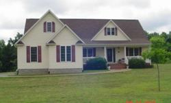 Well maintained 3 bedroom,2 bath,with an attached and detached garage sitting on 5 acres.Country living at its best.Call Ernie for showing. Listing originally posted at http