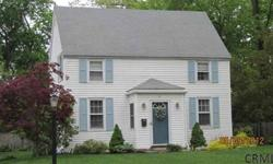 Meticulously maintained Colonial featuring gleaming Hardwood floors, formal dining room, new gas furnace & appliances, new electrical box, 1 car garage with new door and more. Situated on dead end st., this is adjacent to park with lighted tennis court.