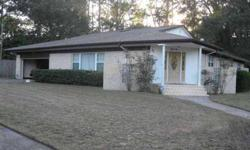 You must see this 4 bedroom 2.5 bath, beautifully well maintained all brick home on a quiet cul-de-sac near 2 local golf courses. This lovely home is sited on .55 acres of will manicured lot with sprinkler system and a 6 ft wood privacy fenced backyard.