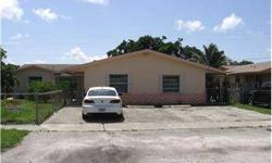 Excellent investment, Current owner has lived in the duplex for 10 years, Duplex is in great condition ready for the next investor. Next to I-95.Listing originally posted at http