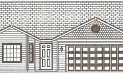 This beautiful 3 BR, 2 BA home offers a great room design with vaulted ceilings & a spacious, open living area. Features include elegant Huntwood cabinetry, stained & lacquered wood trim, 92% eff. furnace, built on a crawl space, and low maintenance vinyl