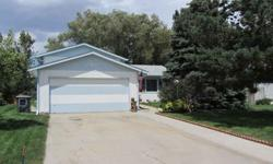 Exceptionally well maintained 4 bedroom 3 bath home with a 2 car garage. New paint, new tile shower in the master bathroom, beautiful landscaping, large deck, and so much more! Call Stephanie Peralta 307-299-0347.Listing originally posted at http