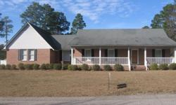 Spacious 3 bedroom/2 Bath home in Birch Creek subdivision. Quite, safe, child friendly subdivisionin the highly sought after Jack Britt school district.Owner will finance! Build equity from the time you move in.American Home Shield warranty included in