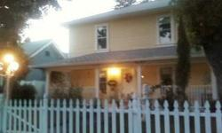 "Beautiful"" UPDATED"" Apox-1700sq ft 3-4 Bedroom 2ba, Clawfoot tub,Sep,Dining and Laundryroom.Kitchen Has Stove,Frig,micro,Dish W,Garbage dis,Water Pure,Livingroom-Sitinging Aprox 30ft.Master Has Tray Celing -Big Closet,Swamp Cooler,Whole house Fan,Window"