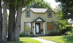 Perry District charmer on the Park! Beautifully updated kitchen w/slab granite, newer lighting fixtures, updated bath, main floor utilities, wood floors, patio, shade trees, fenced yard & so much more! Walk to everything!!!!Listing originally posted at