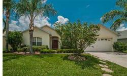 Short sale. Active With Contract. Sale subject to lender's approval. Lovely 4BR+2BA pool home on serene park view lot in highly desirable Trinity area. A faux paver porch welcomes you to this residence. Spacious Living and Dining Rooms are perfect for en