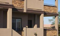 If you love golf, or perhaps looking for a corporate investment, this turn key, fully furnished condo is just what you need. Situated on ground level (no stairs) this unit is in the end building with unobstructed views of the Wolf Creek Golf Course, rated