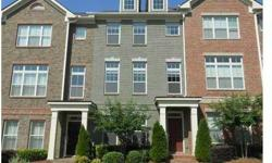 AWESOME MOVE IN READY TOWNHOUSE IN SUPER NORTH FULTON LOCATION WITH EASY ACCESS TO GA 400! MAIN LEVEL FEATURES HARDWOOD FOYER ENTRY, BEDROOM, AND FULL BATH. HARDWOODS THROUGHOUT MAIN LEVEL AND FEATURES INCLUDE GOURMET'S KITCHEN W/ISLAND AND ALL APPLIANCES