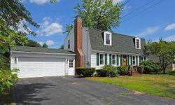 How many bedrooms do you need? If the answer happens to be 4 or more, you've found the right place here in this spacious Gambrel! Home is situated in a wonderful neighborhood and offers a large back yard, two car garage for storage (and hey, maybe even