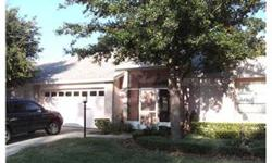 Short Sale. This villa is immaculate and in a premier 55+ community! Larger floorplan with two distinct suites, no rear neighbors, washer/dryer, and PRICED TO SELL! Nothing to do but move in! OCCUPANCY AS A TENANT DURING SHORT SALE APPROVAL OK. $900/mo