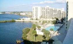 LIVE THE FLORIDA LIFESTYLE surrounded by water, sun, and beautiful sunsets in this totally maintenance-free fully furnished condo overlooking the Gulf of Mexico. Located on the 3rd floor, the views are breathtaking and the community amenities of tennis,