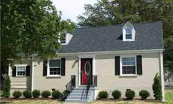 This gorgeous 4 bed 2 bath brick-cape style home has 1524 sq ft, incl 2 additions, and is located in Westwood Terrace subdivision only 1 block from the Westwood Club. It has been beautifully renovated, and has many many features and upgrades! Some of its