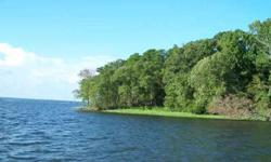 Beautiful open water wooded lot with 119' of road frontage and over 121' of waterfront, in a developing subdivision.