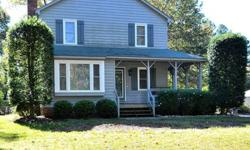 Wonderful cottage style home in friendly community. A front porch with swing overlooks trees & scented gardenias gracing the front yard. Inside, the foyer splits formal living & dining rooms from the family room & exquisite kitchen. The family room has a