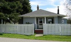 """Charming Bungalow On 2.69 """"Level"""" and Cross-Fenced Acres. Mountain and Stunning Territorial Views in the Heart of the """"Glenrose Valley"""" (Upper South Hill.) Just Minutes From Manito Park, This Wonderfully Kept Property Is Perfect For Horses. Home Includes"""
