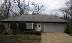 This brick and stone 3-bedroom 2- bath home with not one, but two fireplaces is all set up for you to enjoy any type of weather. If boating and skiing are your hobbies for summer fun this is the home for you and your loved ones. Two fireplaces to cozy up