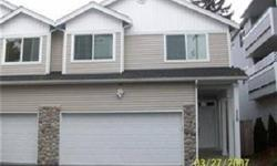 Wonderful 3 beds, 2.5 bathrooms townhome with views of mt. George Graham is showing 115 SW 154th St in Burien, WA which has 3 bedrooms / 2.5 bathroom and is available for $196400.00. Call us at (425) 687-2292 to arrange a viewing.Listing originally posted