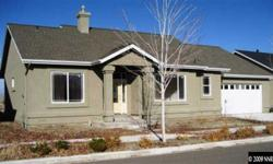 Located in the new cedar creek subdivision, this nearly finished home is just waiting for your personal touches to establish its character. Lisa Wetzel is showing this 3 bedrooms / 2 bathroom property in Gardnerville, NV. Call (775) 781-5472 to arrange a