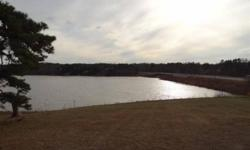 This is an incredible lot right on the lake the is priced below the tax assessment.