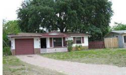 2 bedroom 1 bath home. Remediated sinkhole. No offer can be processed without proof of funds. Special addendums apply