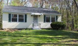 Great starter home or just right if you are looking to down size. Two bedrooms located on the main level with a family room and half bath located in the walk out basement. Quiet neighborhood, close to 93 and shopping. Listing originally posted at http