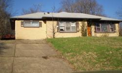 Richard 901-471-4248$19,8000This is a 3 bedroom 1 bath brick home near Frayser Blvd. and Ridgecrest in the 38127 zip code in Memphis, TN. This home is 1,228 square feet on a large lot with a nice setback from the street. There is a double driveway with a