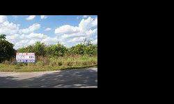 """HUGE CORNER LOT 165X630 or 2.3 ACRES in Frostproof in an """"off the beaten path"""" area. Presently has a partial orange grove on the site. Soil is conducive to growing citrus trees. PERFECT location to subdivide the area for single family homes and/or"""