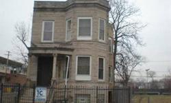 Two unit building in Chicago. There is one three bedroom unit and one two bedroom unit. Great investment opportunity. Nice location, near many amenities. This property is eligible for Freddie Mac First Look program for first 15 days. Sold As-Is. Special