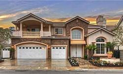 Beautiful Vista Del Verde home with a back yard that sits on Black Gold Golf Course. This home is currently being used as a three bedroom. Two bedrooms, (one with front balcony) bath and oversized bonus room are upstairs. Large master suite is downstairs