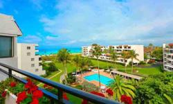 Penthouse residence on the beach in the ever popular Players Club, an expertly managed resident focused community. Enjoy views of the gulf, sunsets & beach to the west while to the east you have the skyline of downtown Sarasota. There are full views of